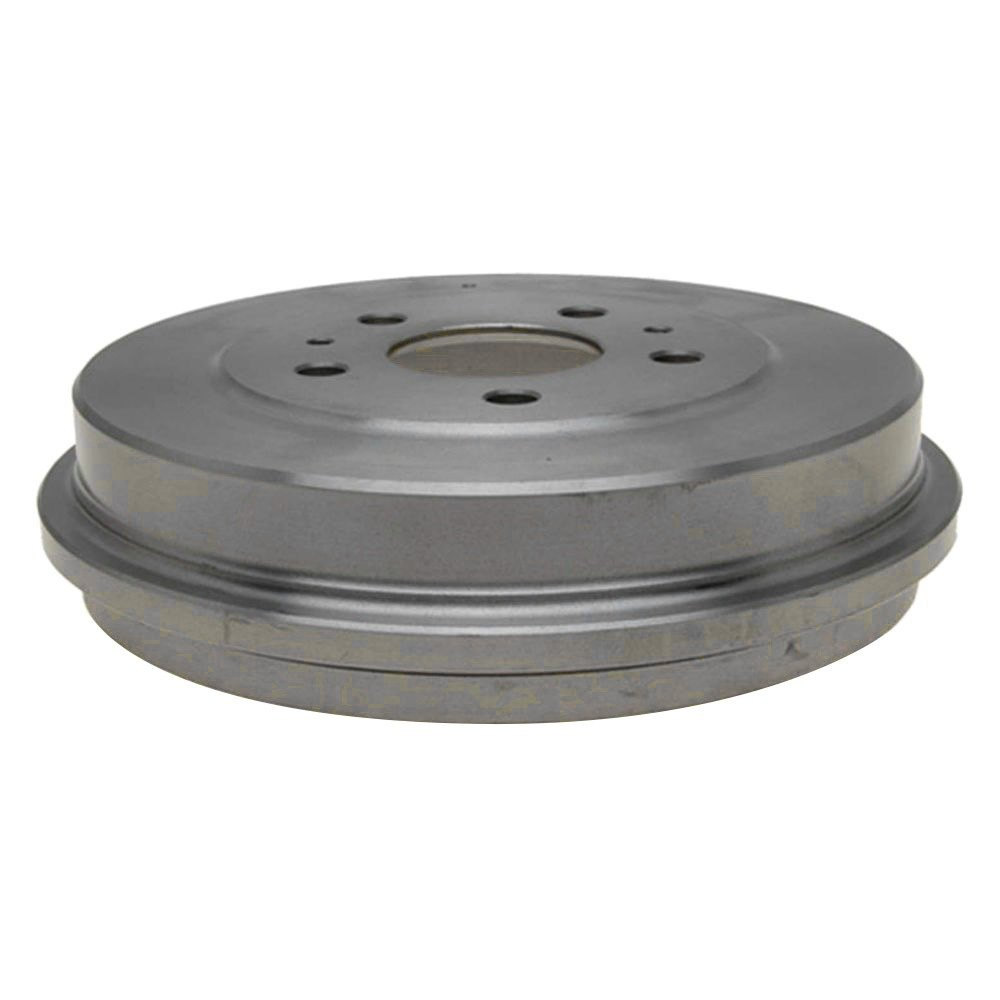 AC Delco Brake Drum Rear New Ford Focus 2012-2018 18B605A