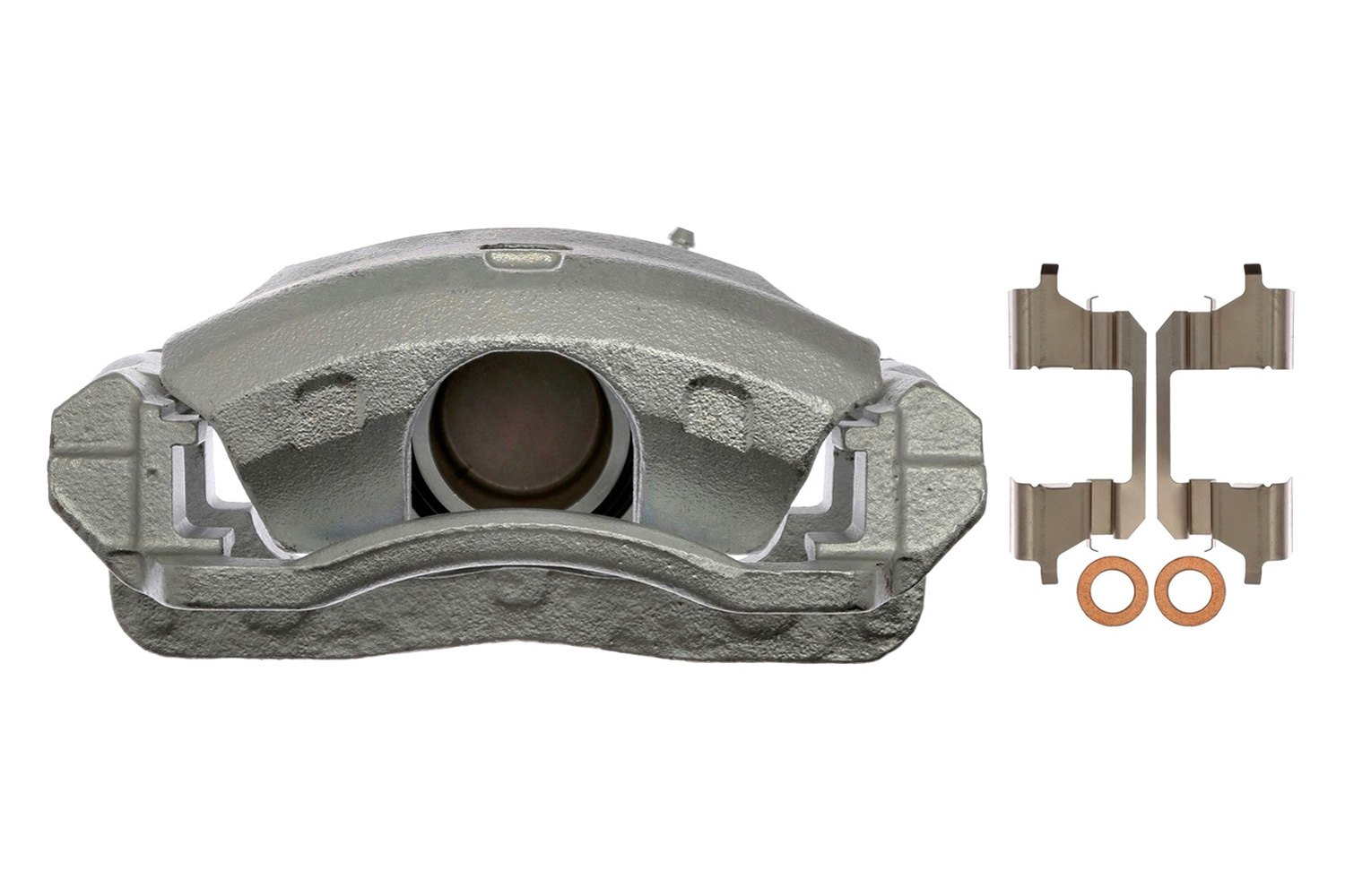 Remanufactured ACDelco 18R11860 Professional Front Disc Brake Caliper Assembly with Pads Loaded