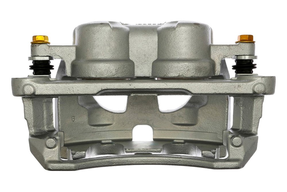 Loaded Remanufactured ACDelco 18R12279 Professional Rear Passenger Side Disc Brake Caliper Assembly with Pads