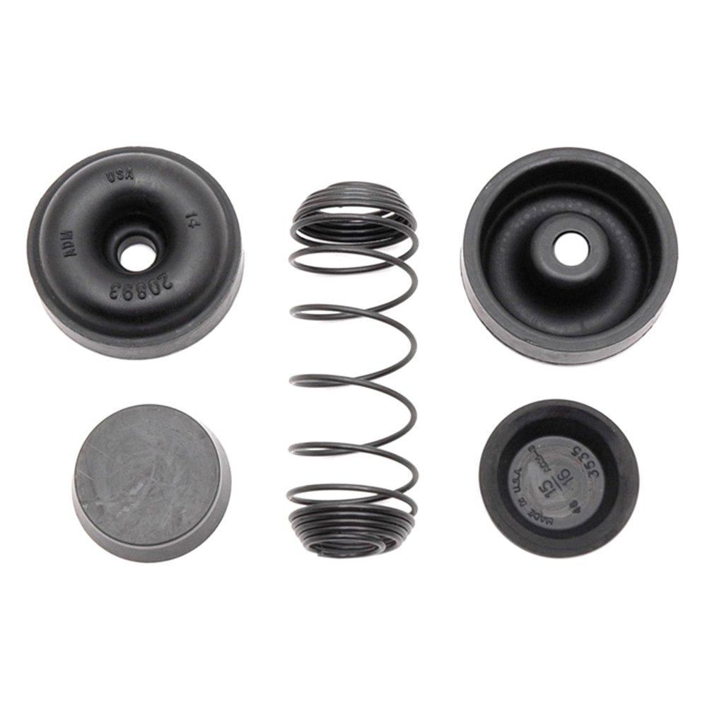 Boots and Caps ACDelco 18G35 Professional Front Drum Brake Wheel Cylinder Repair Kit with Spring