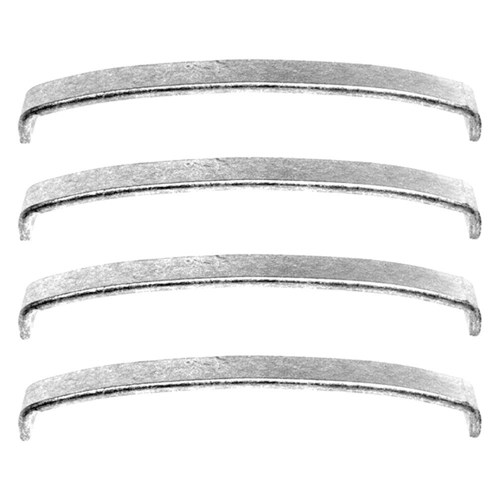 Front Disc Brake Caliper Support Spring Set