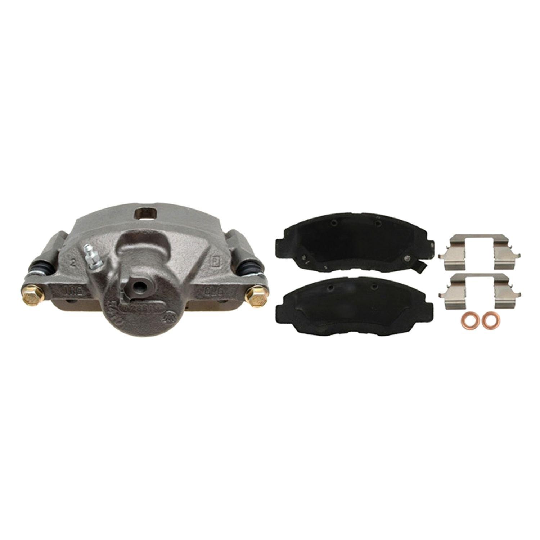 acdelco honda civic 2006 professional disc brake caliper. Black Bedroom Furniture Sets. Home Design Ideas