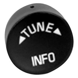 ACDelco 19116096 GM Original Equipment Power Radio Pushbutton and Volume Control Knob