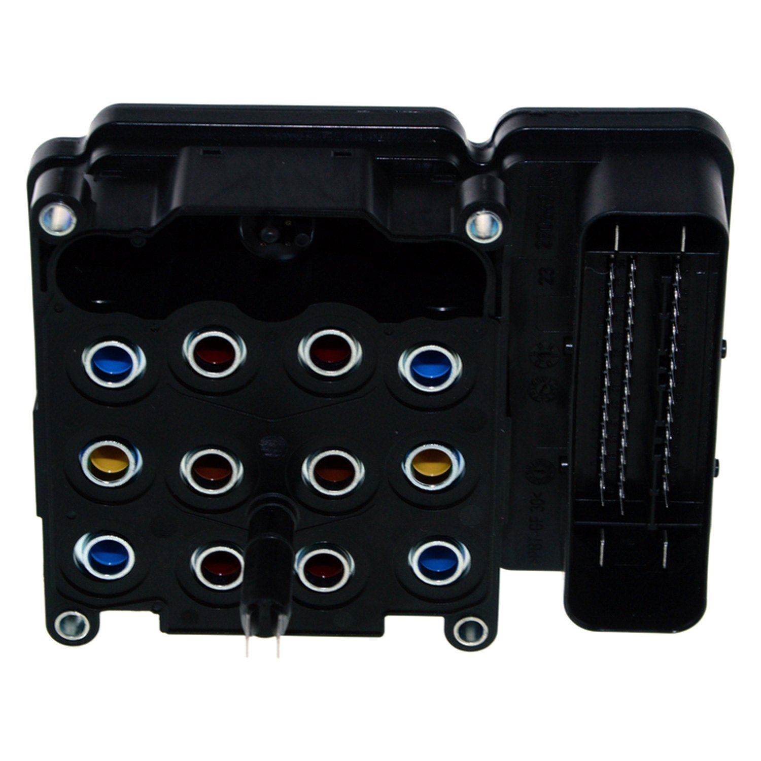 Chevy Semi Truck >> ACDelco® - Chevy HHR with Active Brake Control (JL4) 2009 GM Original Equipment™ ABS Control Module