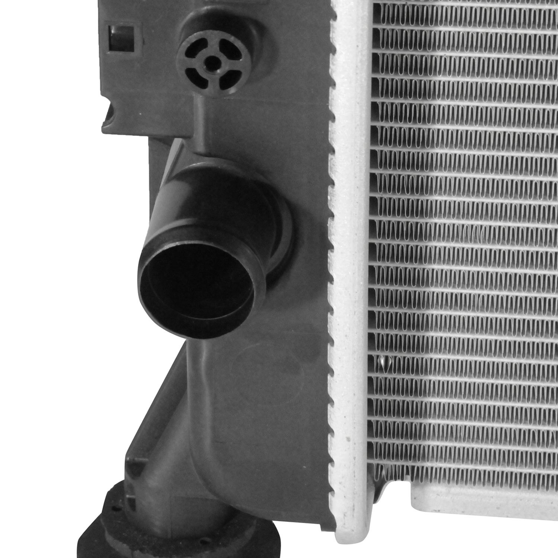 ACDelco 21717 GM Original Equipment Radiator