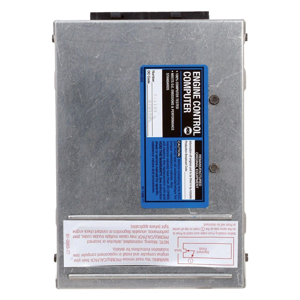 ACDelco® - Professional™ Remanufactured Engine Control Module
