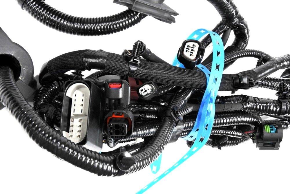 ACDelco 23151396 GM Original Equipment Headlight Wiring Harness