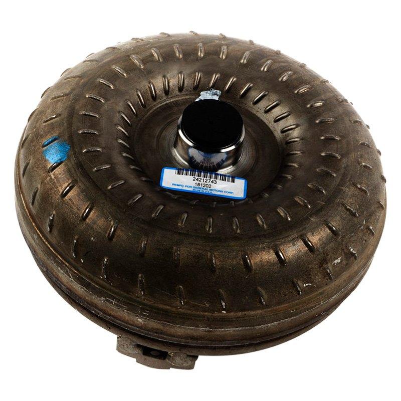 Transmission Torque Converter >> Acdelco 24212743 Gm Original Equipment Remanufactured