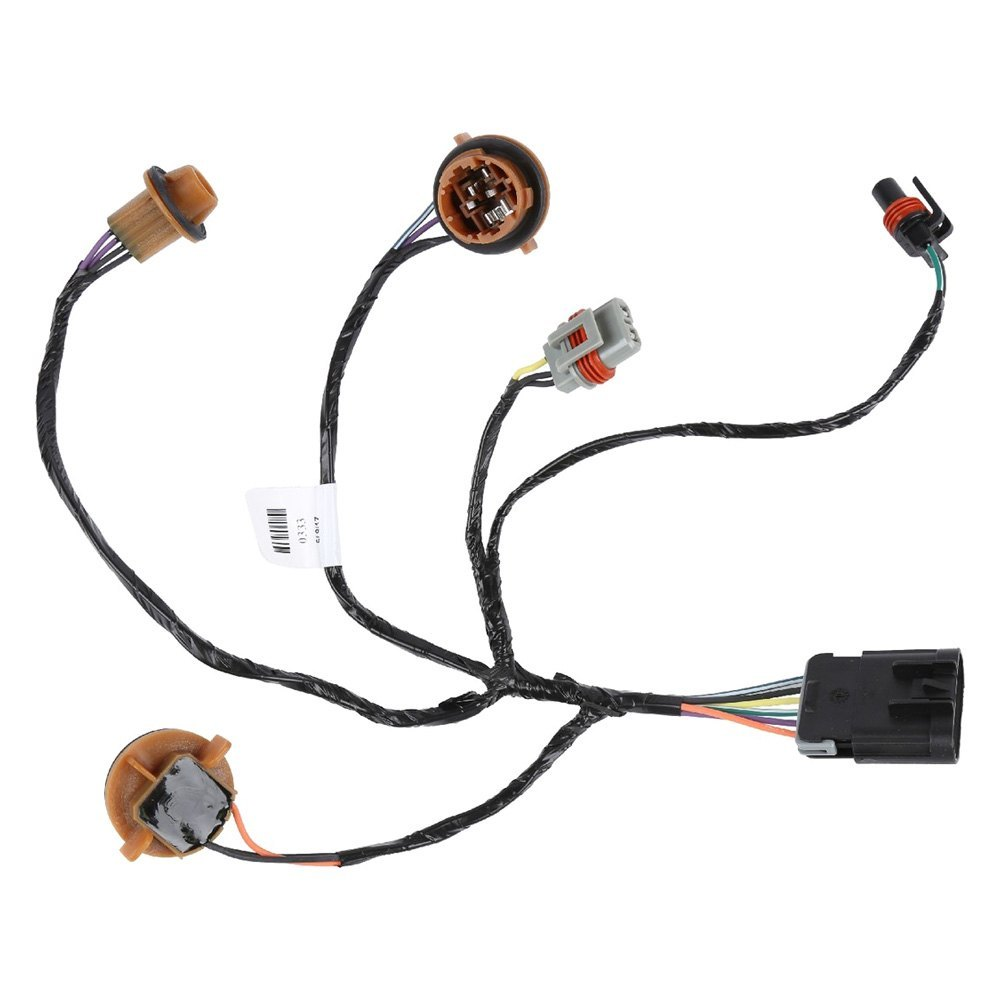 [SCHEMATICS_43NM]  ACDelco® - Buick Lucerne 2008 GM Original Equipment™ Headlight Wiring  Harness   Buick Lucerne Headlight Wiring Harness      CARiD.com