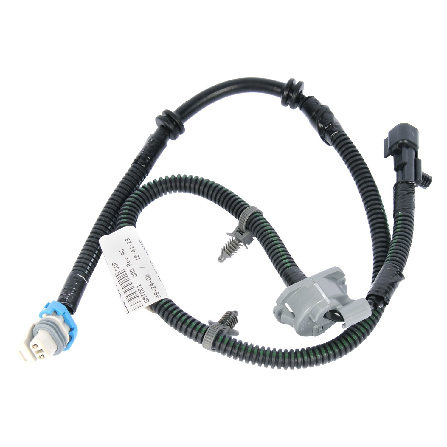 Acdelco Chevy Hhr 2009 Gm Original Equipment Front Abs Wheel Wiring Harness For Vehicles Speed Sensor
