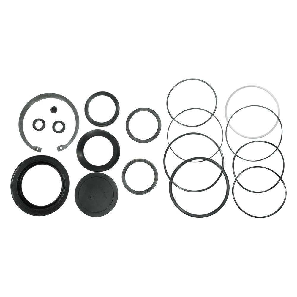 Snap Ring O-Rings and Caps ACDelco 36-348808 Professional Steering Gear Pinion Shaft Seal Kit with Seals
