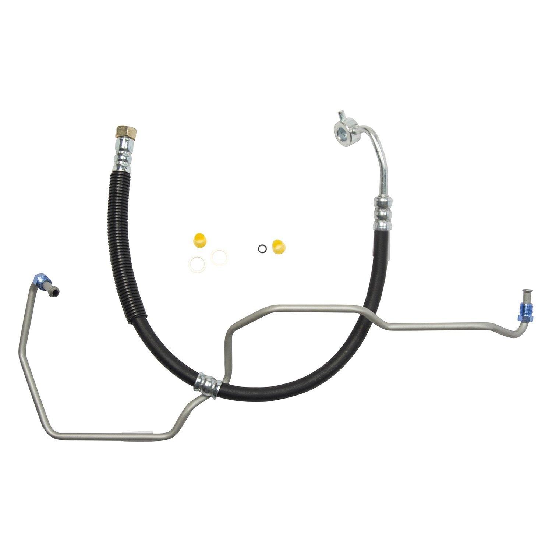 acdelco u00ae 36-365866 - professional u2122 power steering pressure line hose assembly