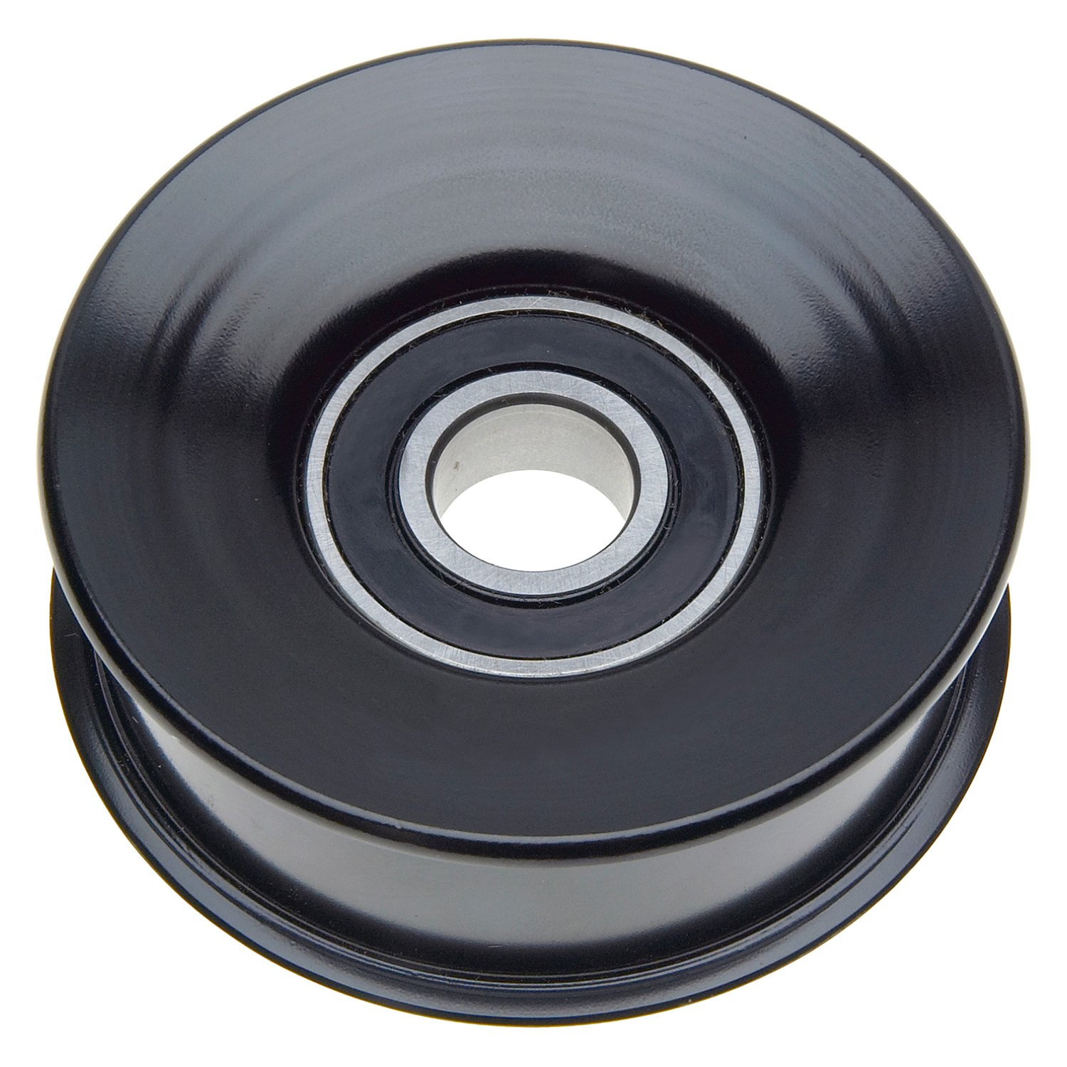 ACDelco® 36270 - Professional™ Steel Flanged Idler Pulley