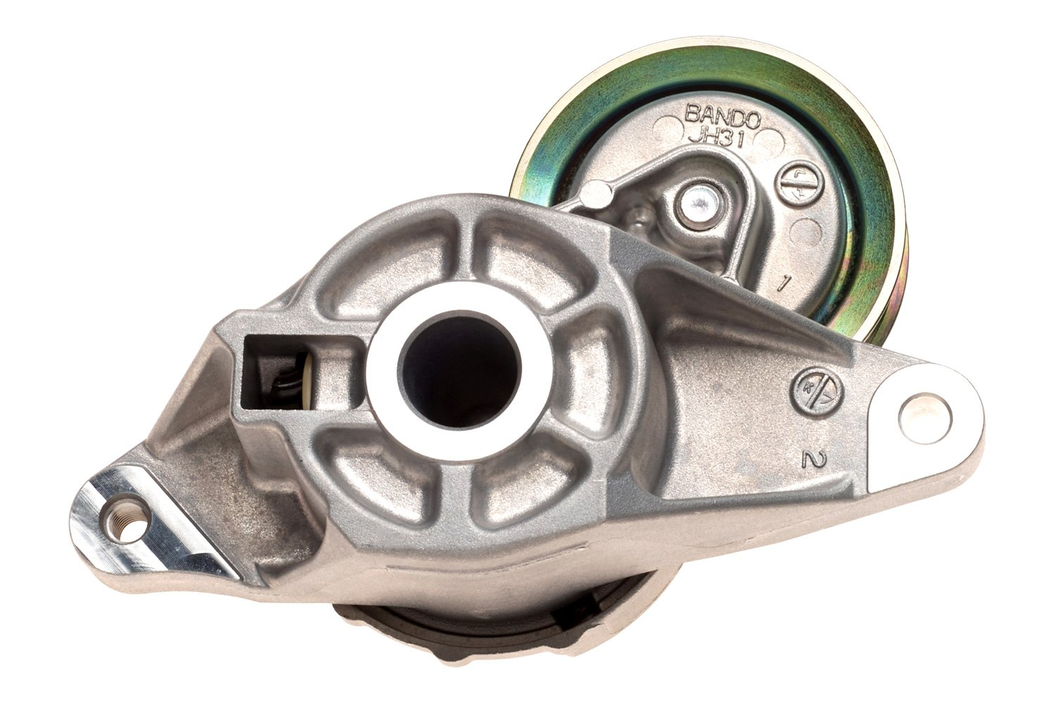 ACDelco® 39297 - Professional™ Heavy Duty Belt Tensioner and Pulley Assembly