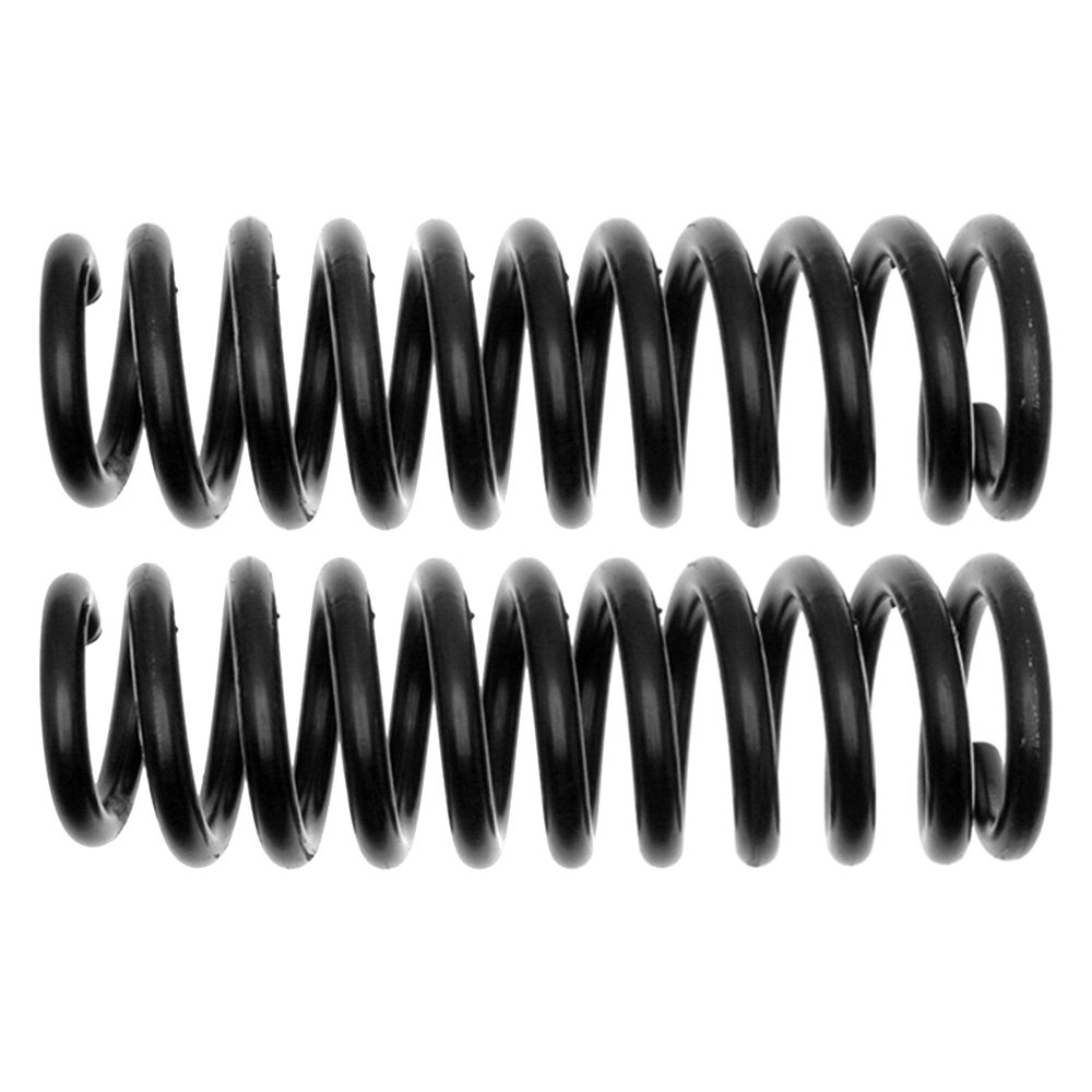 2003 Toyota Tacoma Leaf Springs: Toyota Tacoma 2003 Professional™ Front Coil Springs