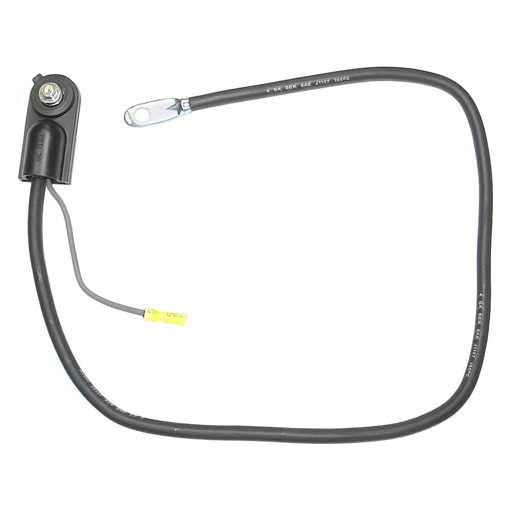 10 Battery Cable : Acdelco chevy s pickup gm original equipment