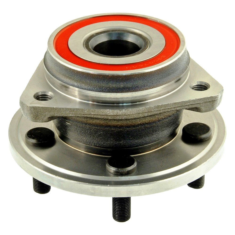 FRONT Wheel Hub /& Bearing Assembly for 1990-1998 Jeep Cherokee Composite Rotor