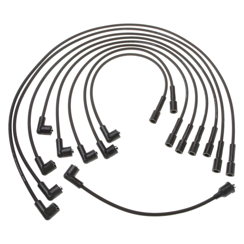 acdelco 9188x professional spark plug wire set 1956 Buick Super Convertible acdelco professional spark plug wire set