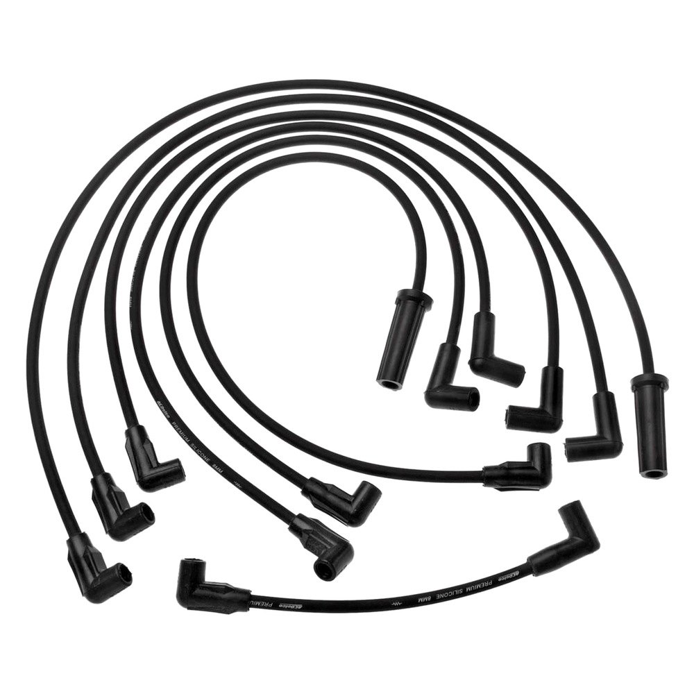 ACDelco 9618T Professional Spark Plug Wire Set