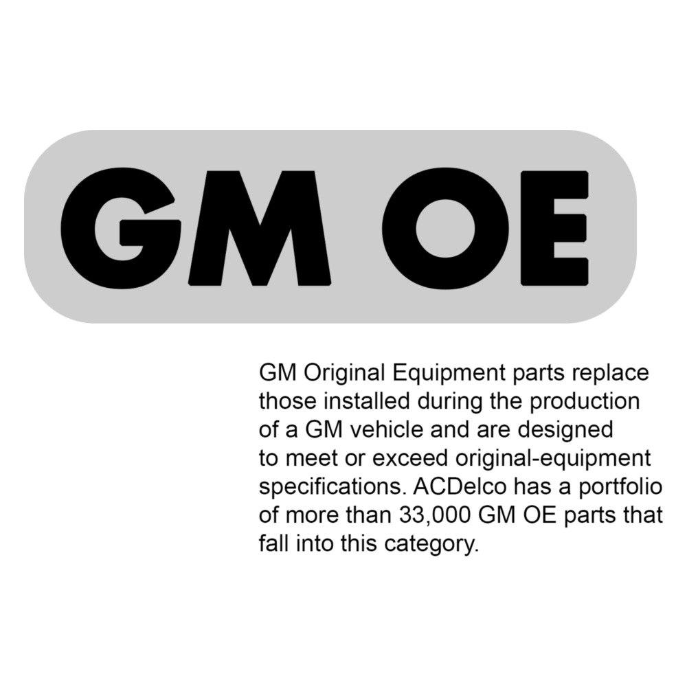 ACDelco® 25073556 - GM Original Equipment™ 33 OUF 50V Radio Noise  Suppression Capacitor