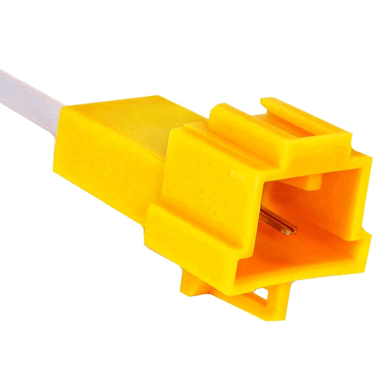 pt1355 acdelco� pt1355 gm original equipment™ fuel injector wiring Fuel Injector Wiring Harness Diagram at virtualis.co
