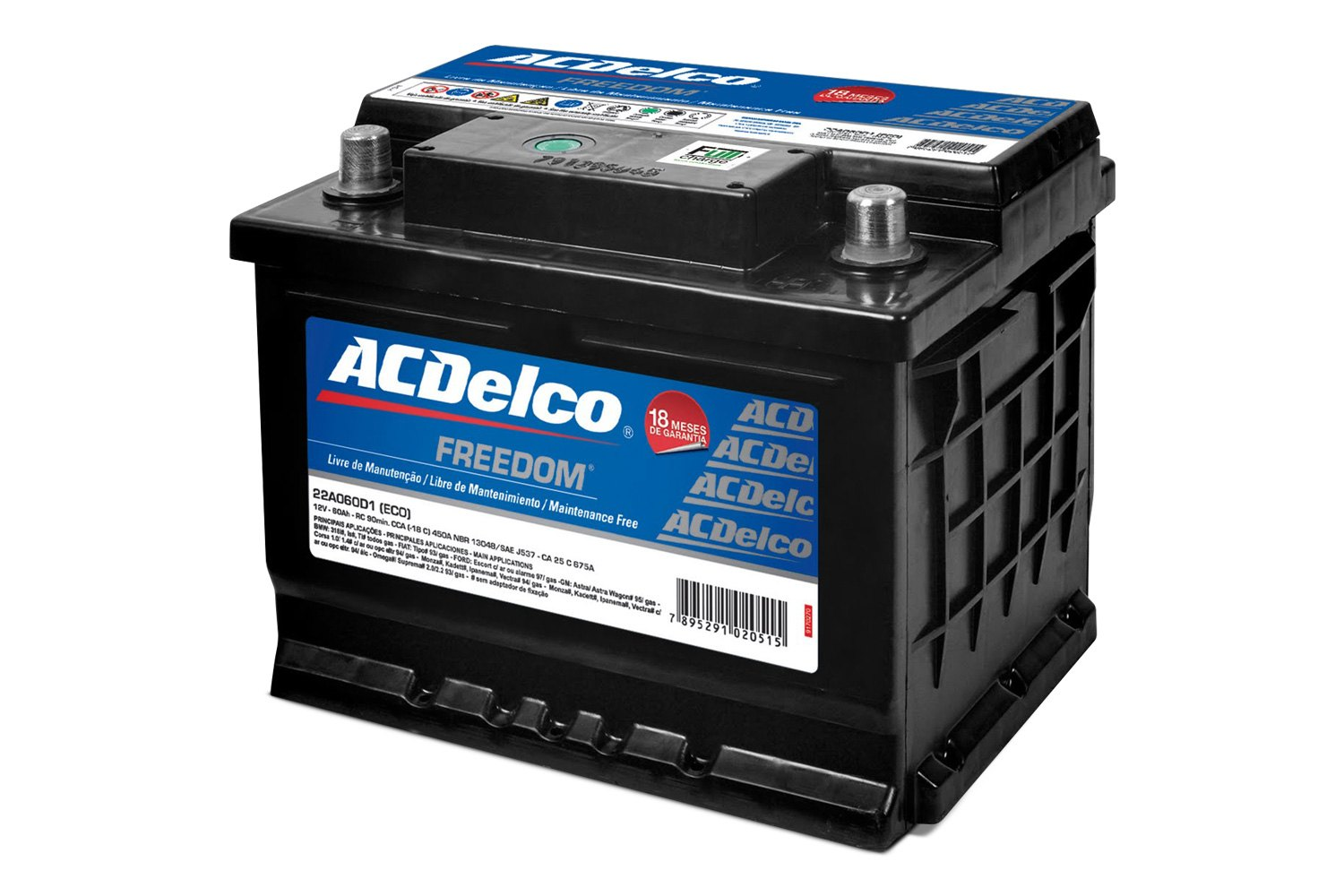 Ac Delco Battery >> Acdelco Replacement Auto Parts Batteries Carid Com