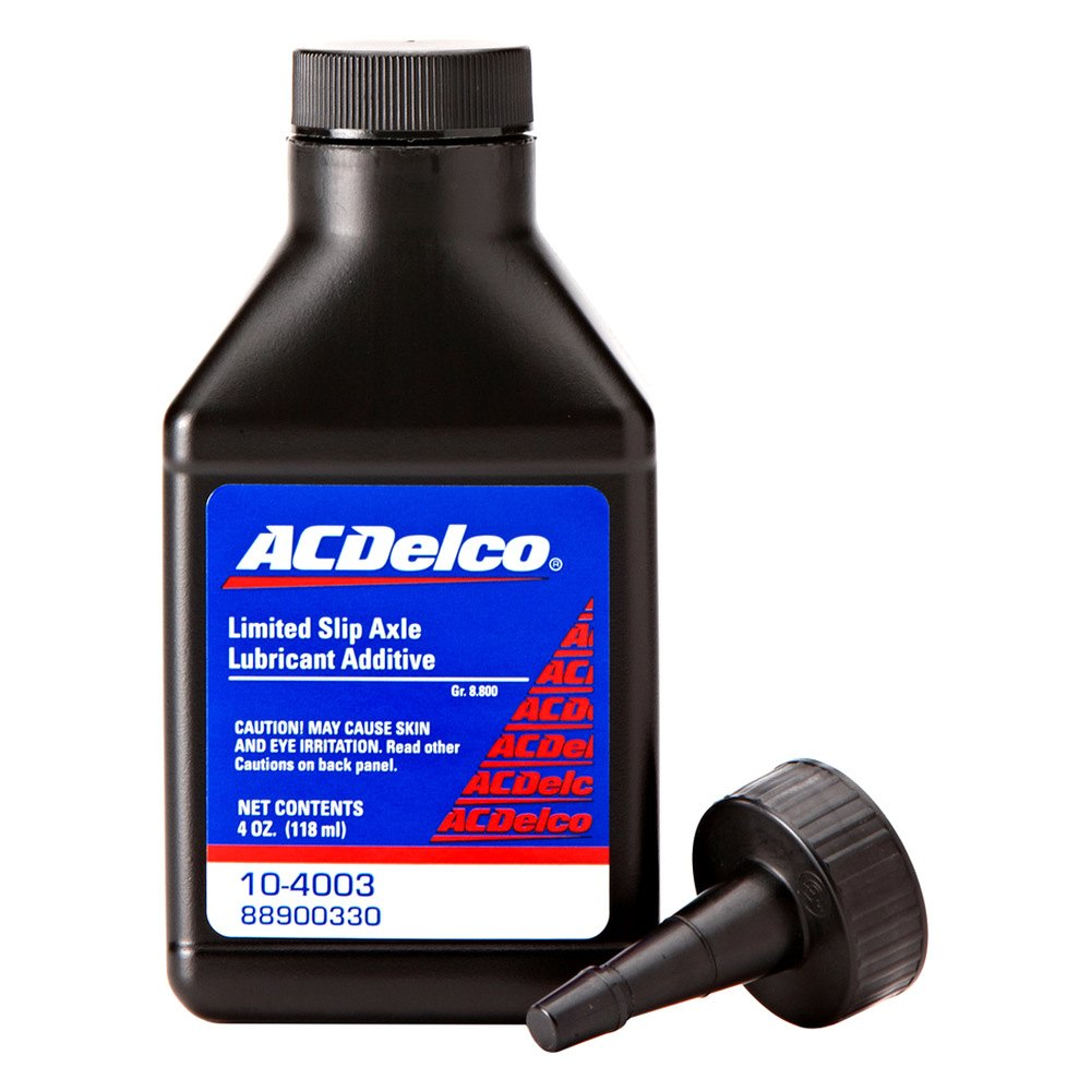 Acdelco 174 10 4003 Limited Slip Axle Lubricant Additive