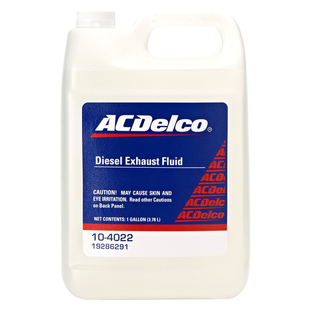 Diesel Exhaust Fluid >> Acdelco 10 4022 Diesel Exhaust Emissions Reduction Def Fluid