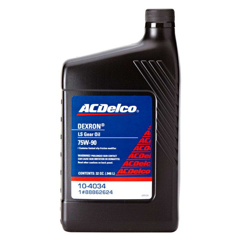 90 Emailoils Contact Usco Ltd Mail: ACDelco - SAE 75W-90 Dexron LS Gear Oil