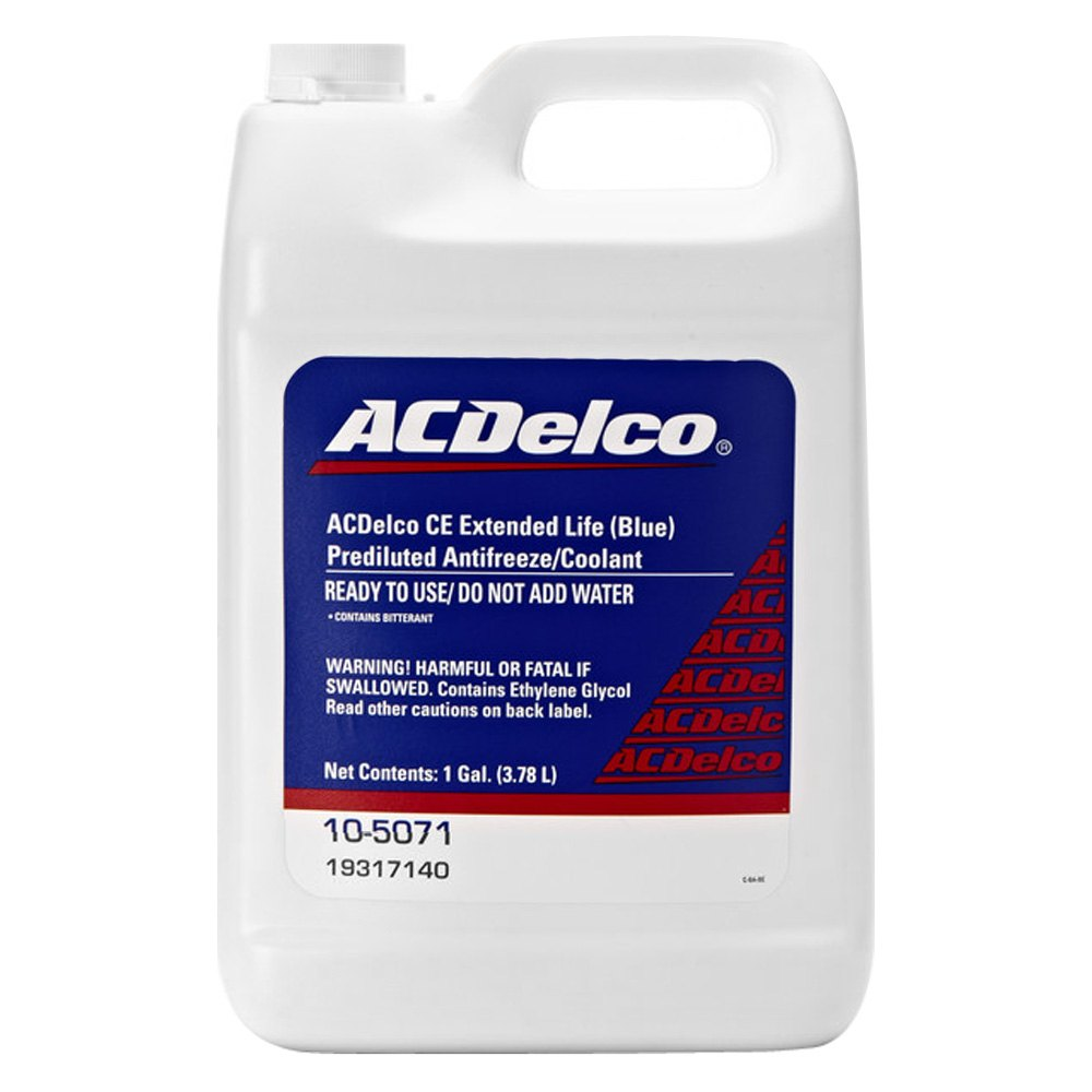 how to add antifreeze coolant