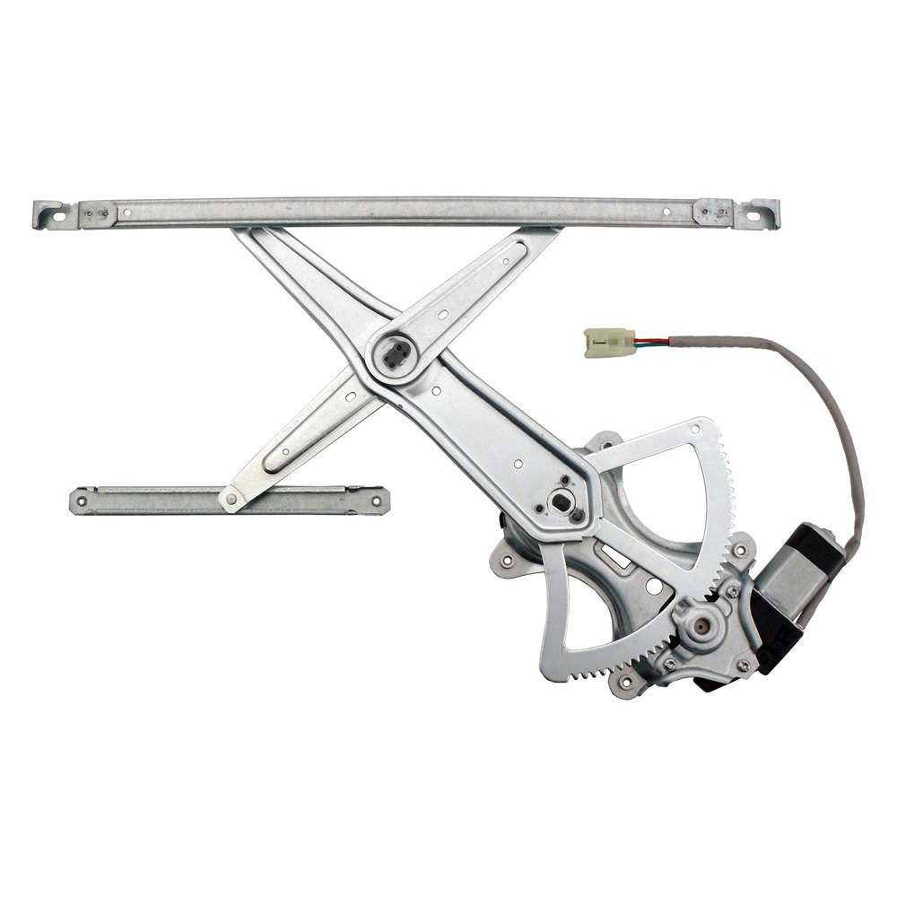 Acdelco toyota camry 2002 2006 professional front window regulator and motor assembly for 2002 toyota camry window regulator