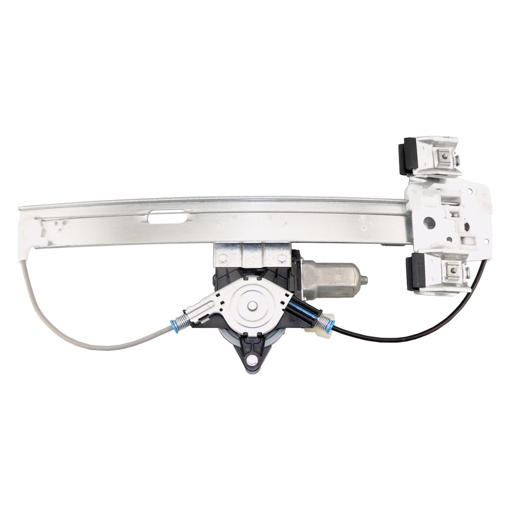 ACDelco 11A418 Professional Rear Passenger Side Power Window Regulator with Motor