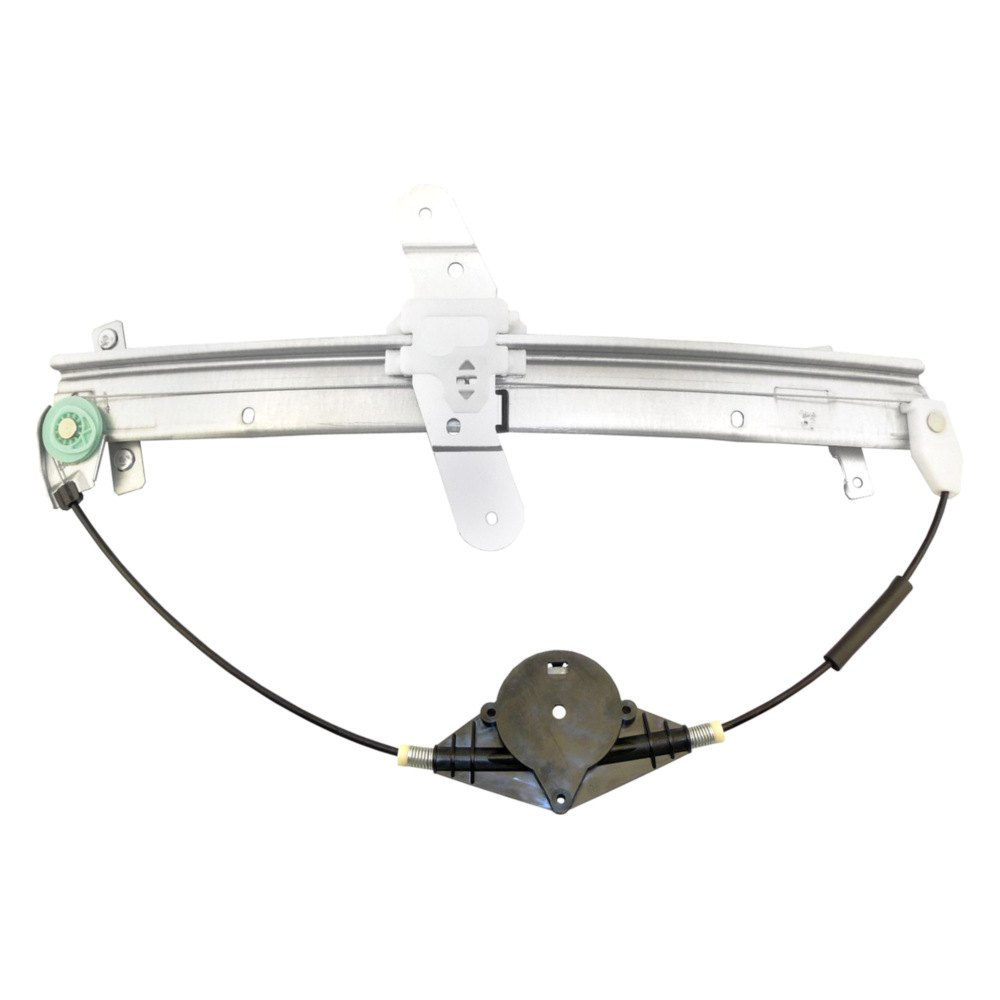 ACDelco 11R58 Professional Rear Passenger Side Power Window Regulator without Motor