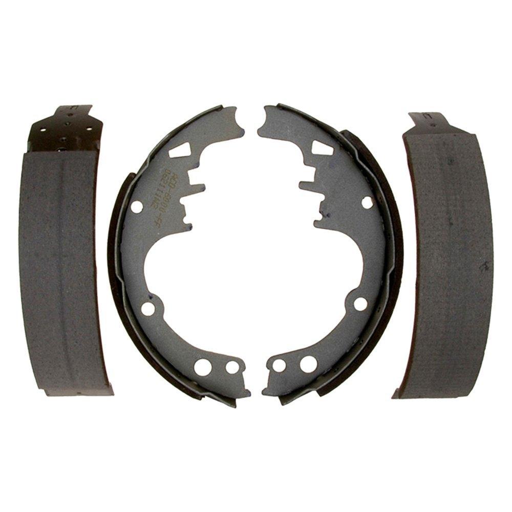 Brake Shoe Body : Acdelco chevy caprice advantage™ rear drum brake shoes
