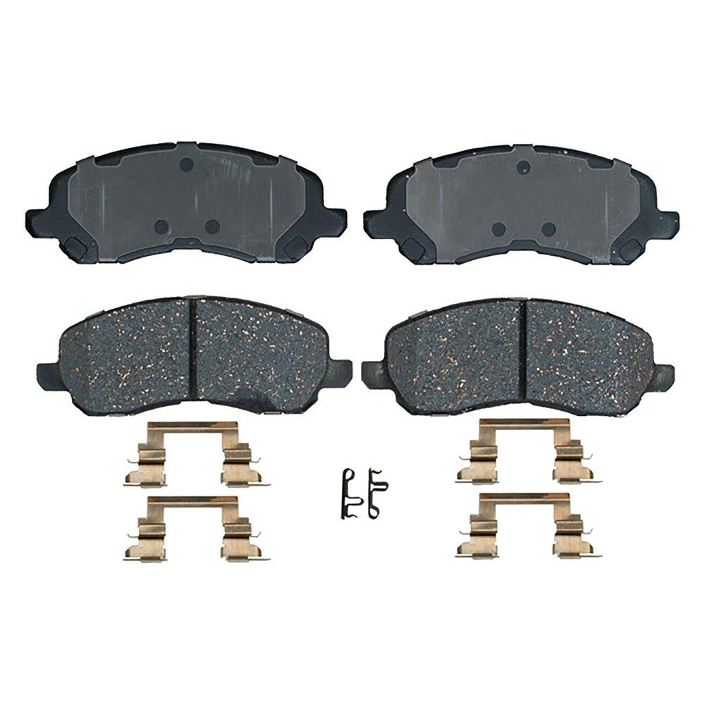 how to break in ceramic brake pads