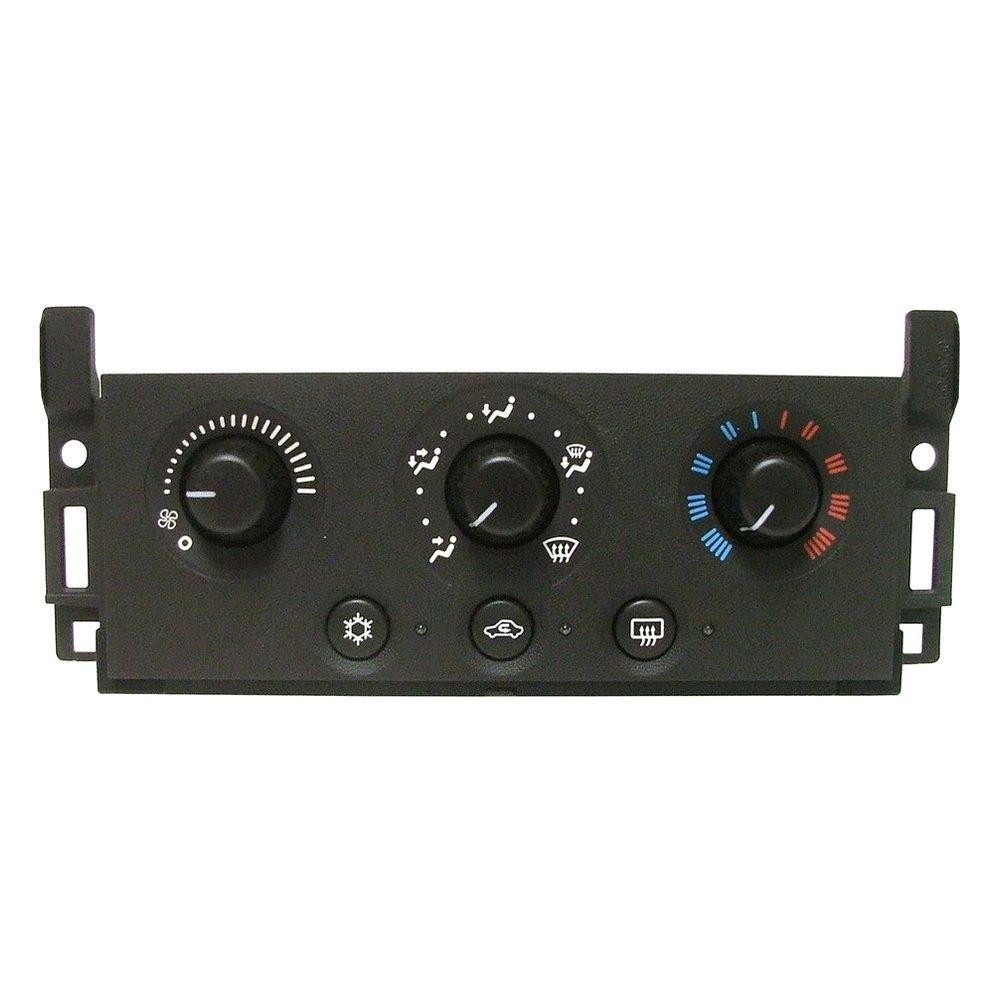 Semi Truck Control Panel : Acdelco gm original equipment™ hvac control panel