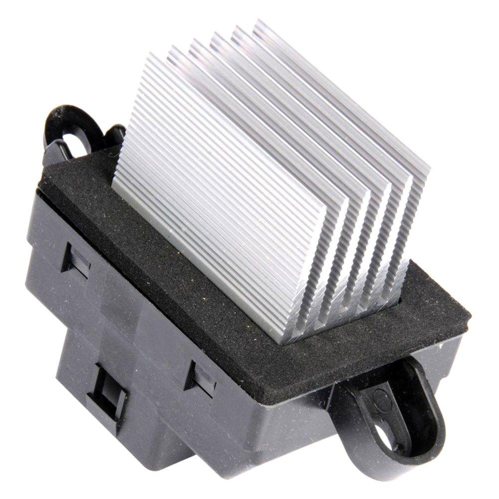 2005 chevy malibu blower motor resistor