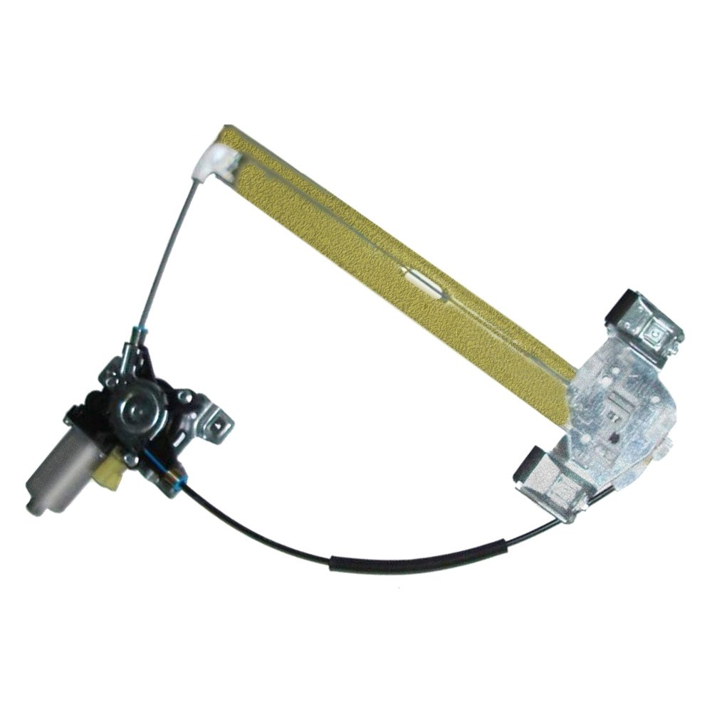 Acdelco 15771355 gm original equipment rear driver for Window regulator and motor