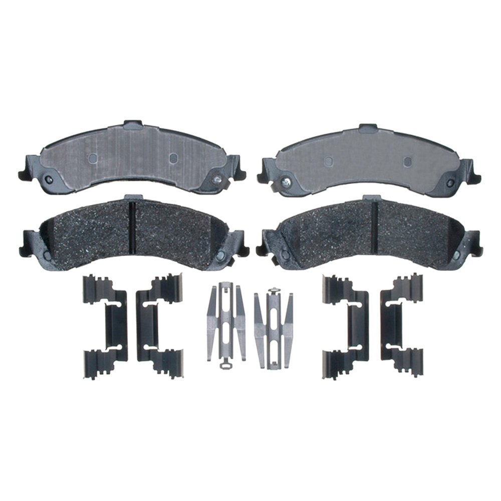 Acdelco 174 Chevy Tahoe 2001 Professional Ceramic Brake Pads