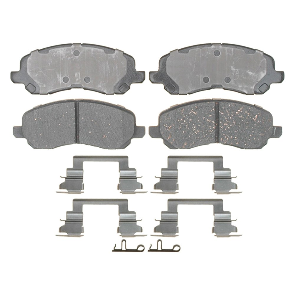 Acdelco d ch professional™ ceramic front disc brake