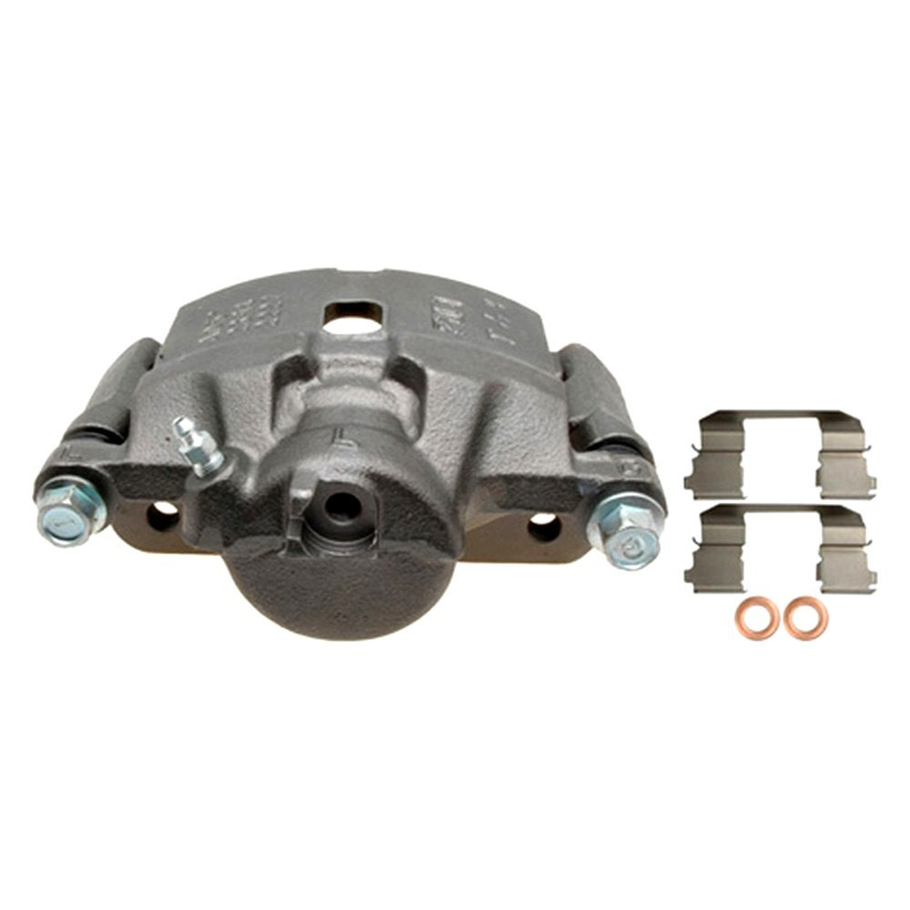 acdelco honda accord 1997 professional remanufactured front disc brake caliper. Black Bedroom Furniture Sets. Home Design Ideas