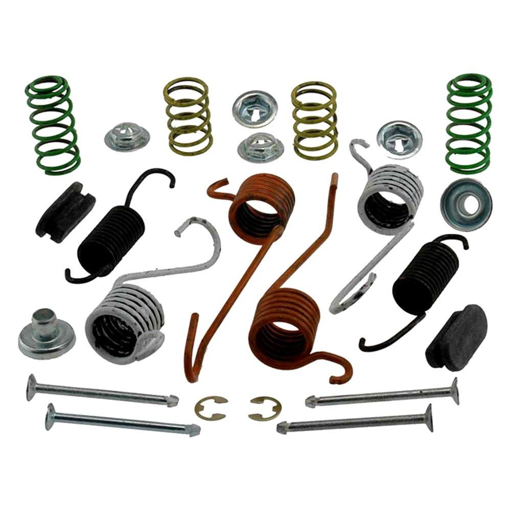 acdelco dodge ram 1996 professional rear drum brake hardware kit. Black Bedroom Furniture Sets. Home Design Ideas