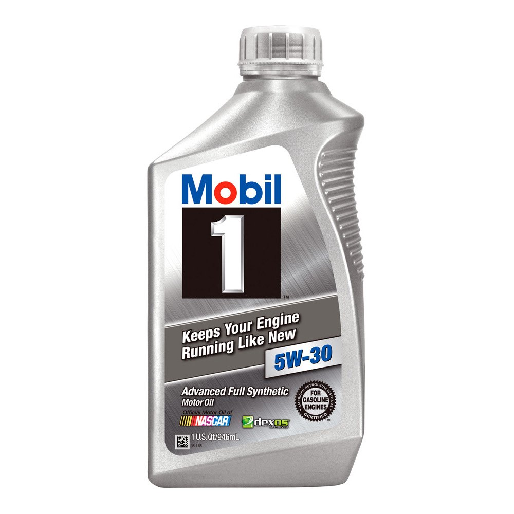 Acdelco 5w 30 Mobil 1 Motor Oil