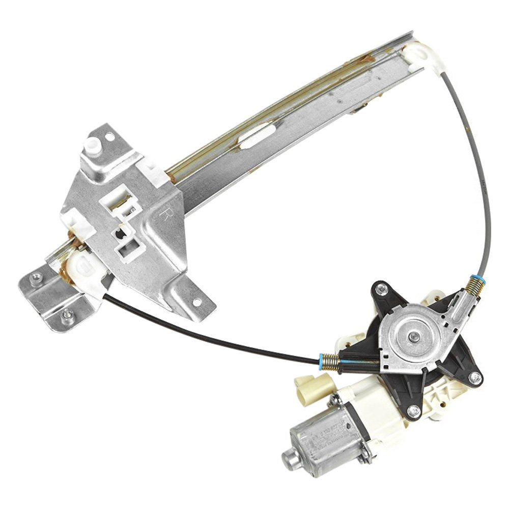 Acdelco 23336825 gm original equipment rear passenger for Window regulator and motor assembly