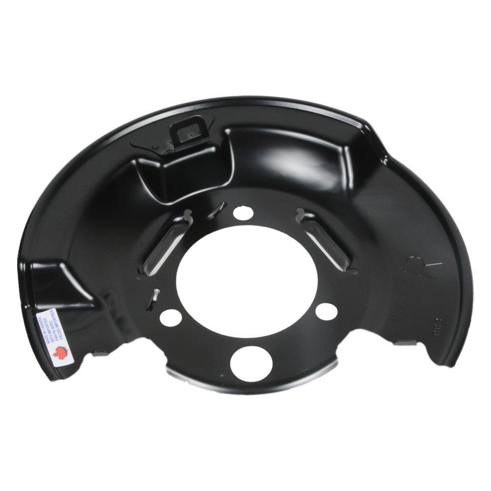 ACDelco 15725356 GM Original Equipment Front Passenger Side Brake Dust Shield