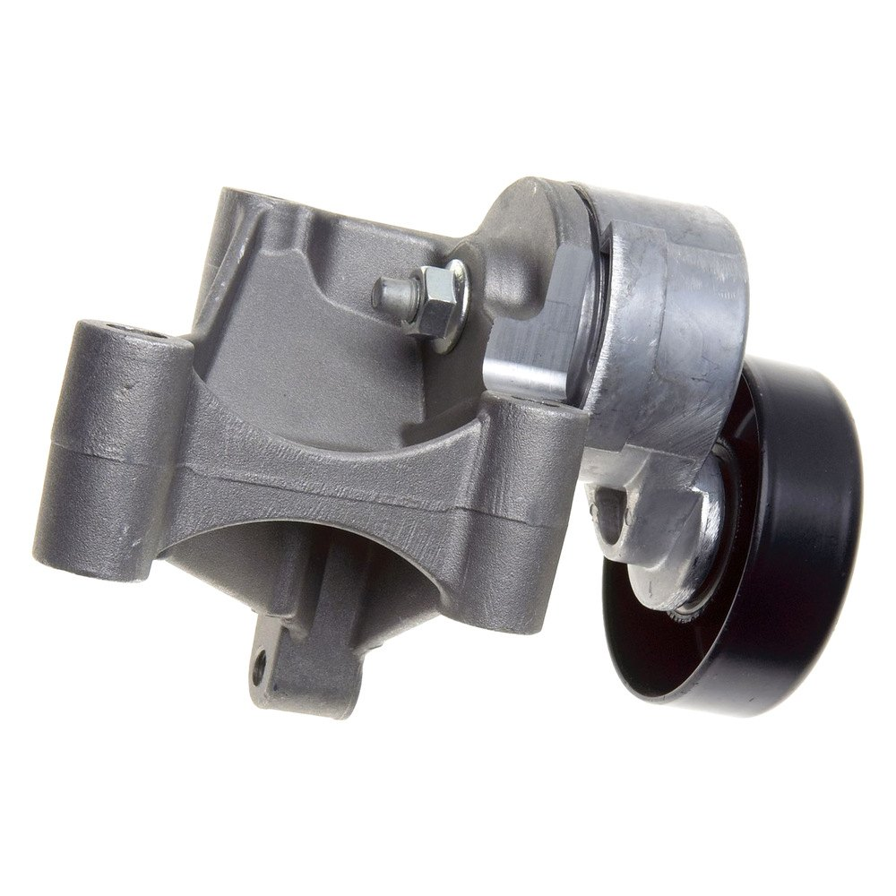 service manual  2001 oldsmobile intrigue tension pulley