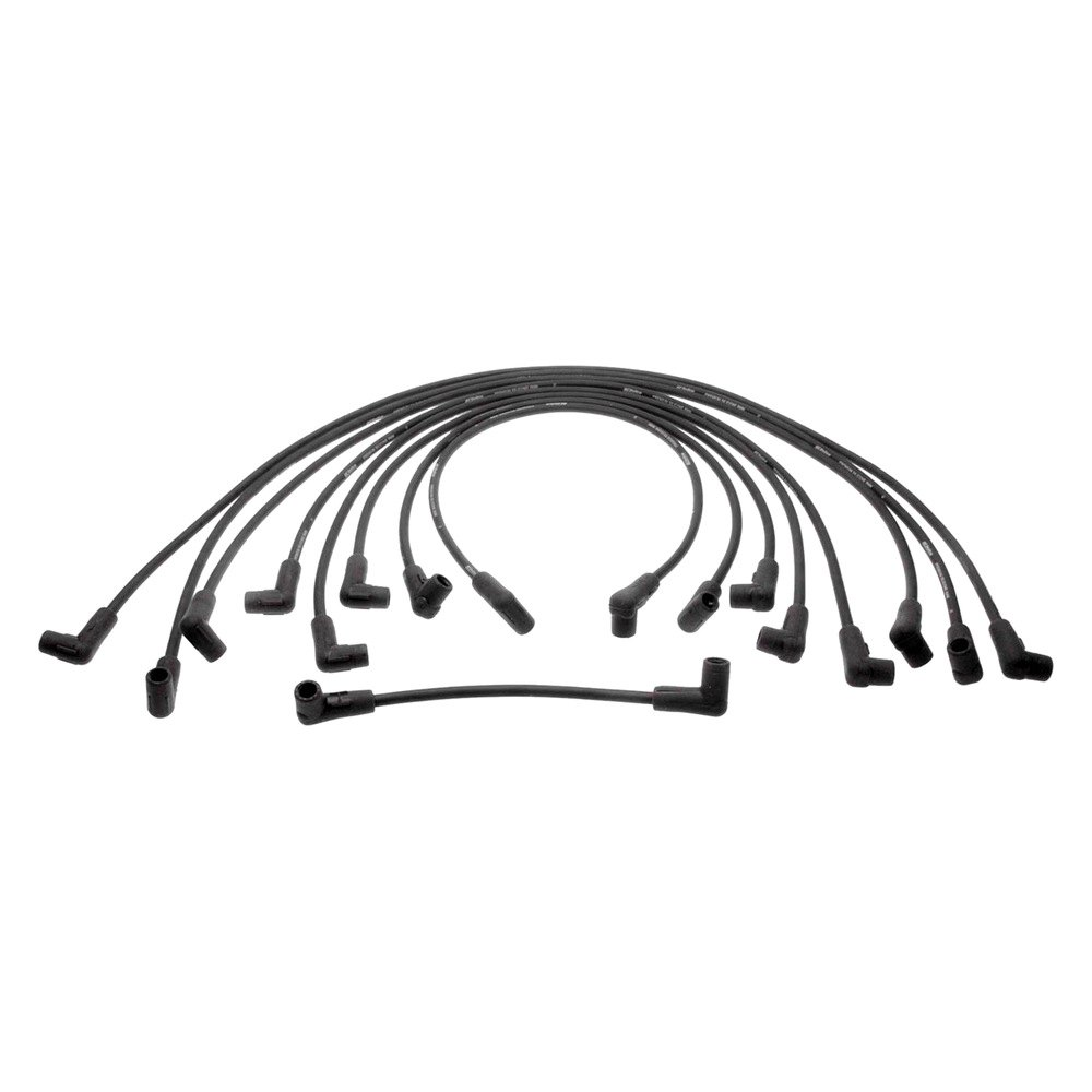 Acdelco 618v Gm Original Equipment Spark Plug Wire Set Radio Wiring 1991