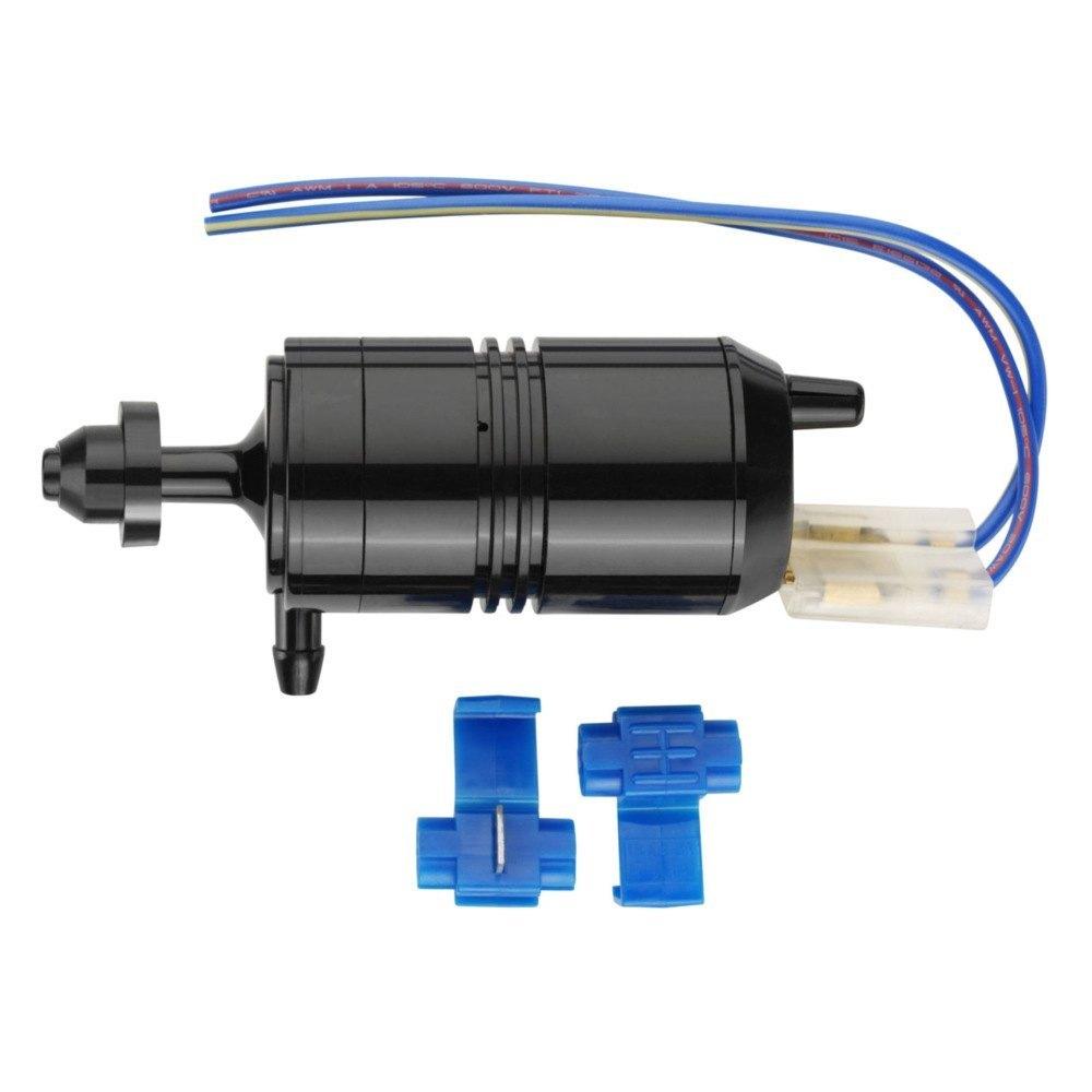 service manual   change windshield washer pump