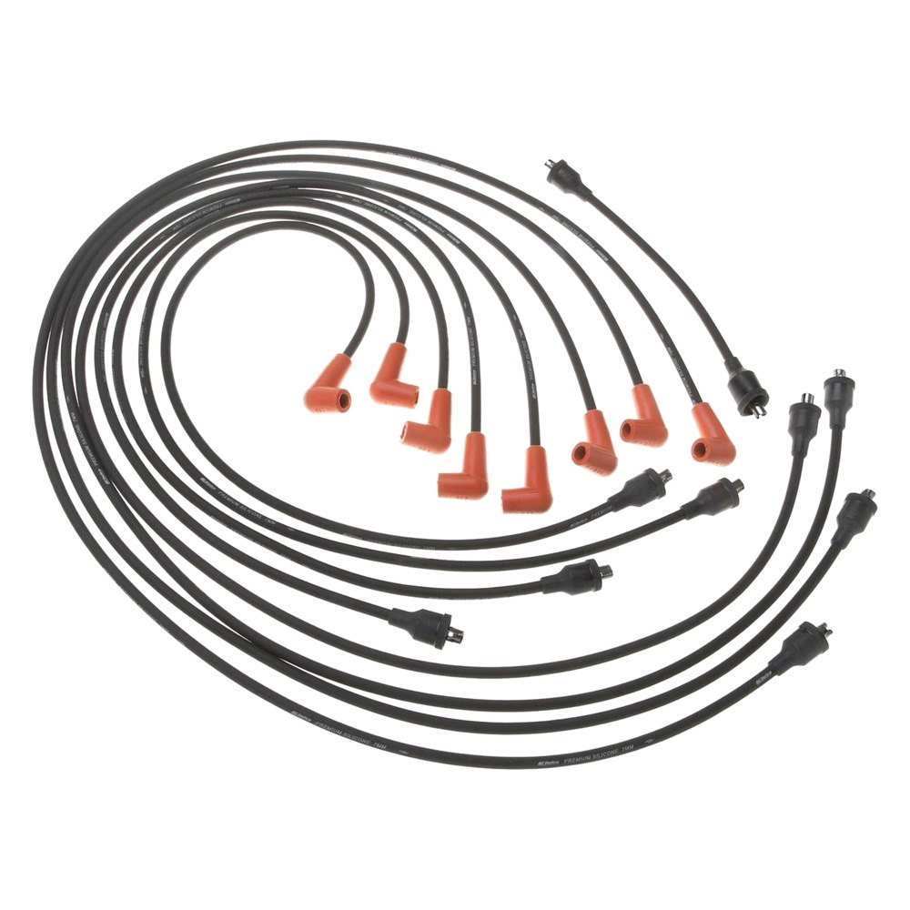 ACDelco® 9508N - Professional™ Spark Plug Wire Set