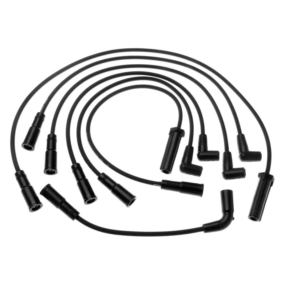 Acdelco Chevy Blazer 1995 Professional Spark Plug Wire Set